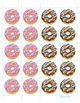 Donut Tic Tac Toe Game with Pieces / Valentine's Day Party Game