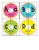 Donut Uppercase & Lowercase Match