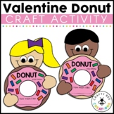 Valentines Day Craft {Donut You Know How Much I Like You}
