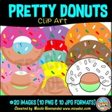 Donuts Clip Art Commercial Use