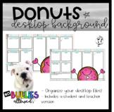 Donuts- Desktop Backgrounds