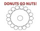 Donuts Go Nuts! Fidget Spinner Game