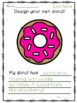 Donuts Literacy and Math Pack