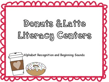 Donuts and Lattes Literacy Center