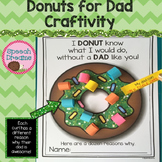Donuts for Dads Craftivity {Uncle Grandpa Craft Doughnuts}
