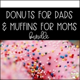Donuts for Dads and Muffins for Moms Bundle