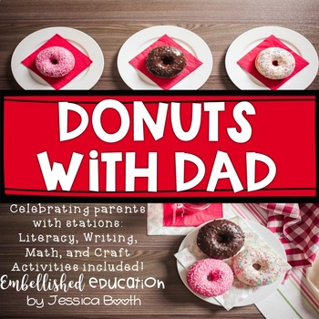 Donuts with Dads Centers Activities