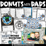 Donuts with Dads: The Complete Father's Day Craft and Event Kit