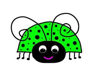 Doo-da-loo's!  Groovy Spring Clipart