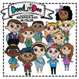 DoodLeeDoo Backpack Kids combo