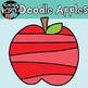 Doodle Apples