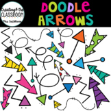 Doodle Arrows {Arrows Clip Art} 120+ Arrows