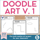 Doodle Art for Art Lessons