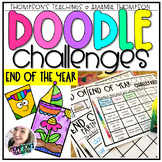 Doodle Challenges- END OF YEAR