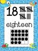 Doodle Boho Bird Number Posters {Math} Ten Frames {Number