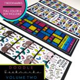 Doodle Bookmark Bundle - Volume 2