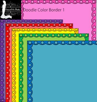 Doodle Border 1