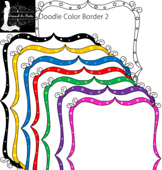 Doodle Border 2