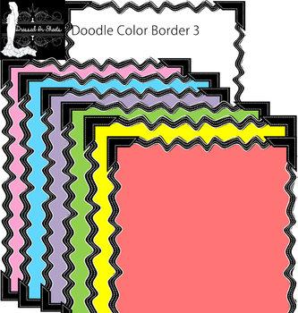 Doodle Border 3