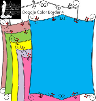 Doodle Border Bundle