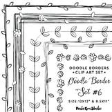 Doodle Borders #6