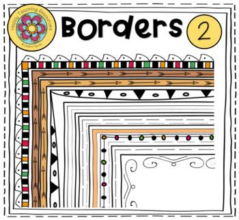 Doodle Borders 2