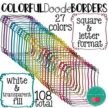 Doodle Borders