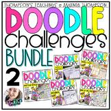 Doodle Challenges BUNDLE 2
