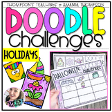 Doodle Challenges | Holidays