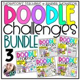 Doodle Challenges BUNDLE 3