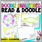 Doodle Challenges | Visualizing | Mental Image | Reading C