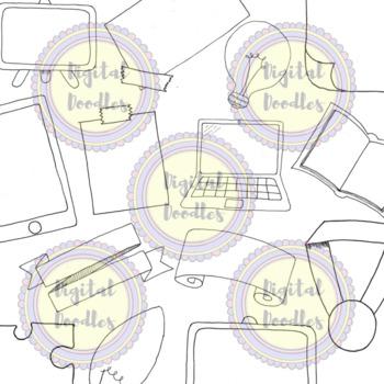 Doodle Clip Art