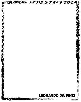 Doodle Da Vinci