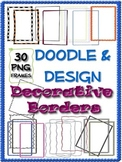 Doodle & Design Decorative Borders