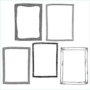 Doodle Frames 5