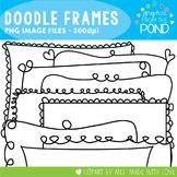 Doodle Frames - Set 1