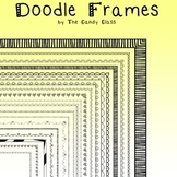 Doodle Frames (Commercial Use)