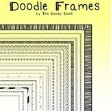 Doodle Frames (Commercial Use)