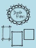 Doodle Frames Freebie!