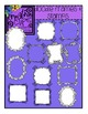 Doodle Frames and Stamps {Creative Clips Digital Clipart}