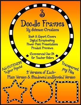 Doodle Frames!