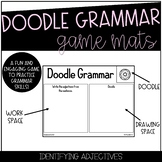 Doodle Grammar Identifying Adjectives!