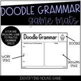 Doodle Grammar Identifying Nouns