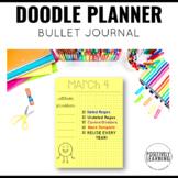 2019 Bullet Journal Planner