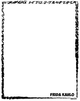 Doodle Kahlo