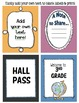 Printable Label & Frame Pack