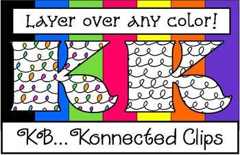Doodle Loop Letters - Line art included!!! CU OK