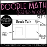 Doodle Math Addition/Subtraction Winter Theme!!