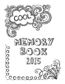 Doodle Memory Book