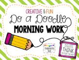 Doodle Morning Work